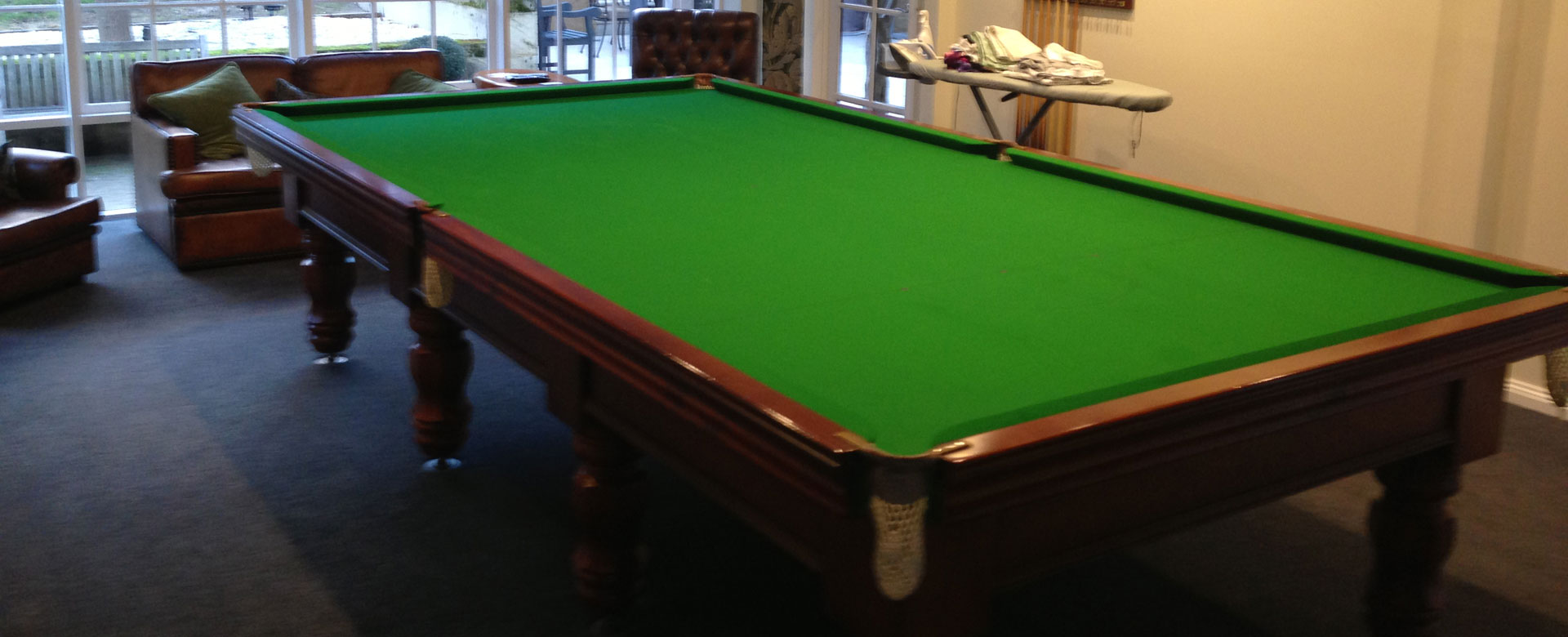 Pool Table Removals Edmonton
